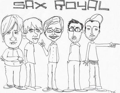 saxroyal cartoon
