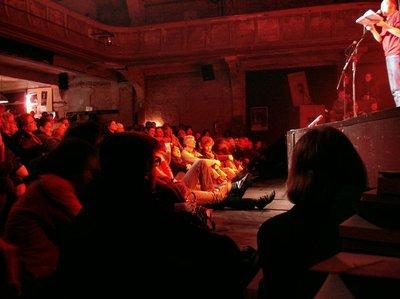 Messeausklang mit Berliner Lesebühne im UT Connewitz