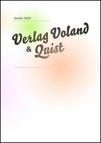 cover volandundquist vorschau 2009 herbst v2