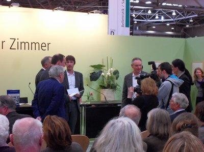 Verleihung der Kurt Wolff Preise 2010