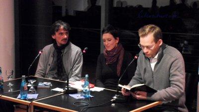 Clemens Meyer liest aus Mitternachtsboogie