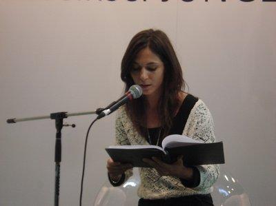 Lydia Daher liest