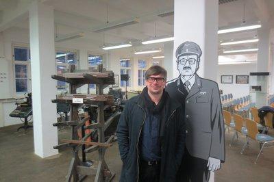 Jaroslav Rudis und Alois Nebel