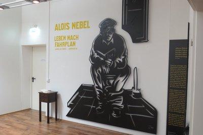 Ausstellung: Alois Nebel - Leben nach Fahrplan