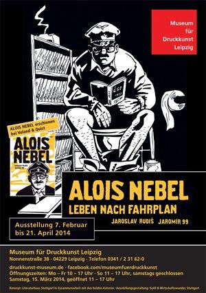 Alois Nebel Plakat